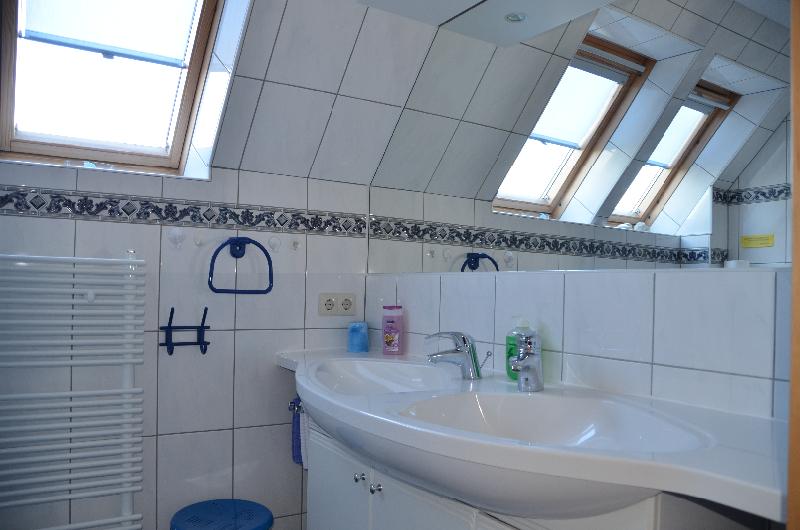 Badezimmer - Zum Reitstall